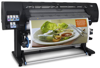 HP Latex Printer L26500